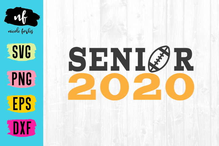 Senior 2020 Graduation SVG Bundle example image 15