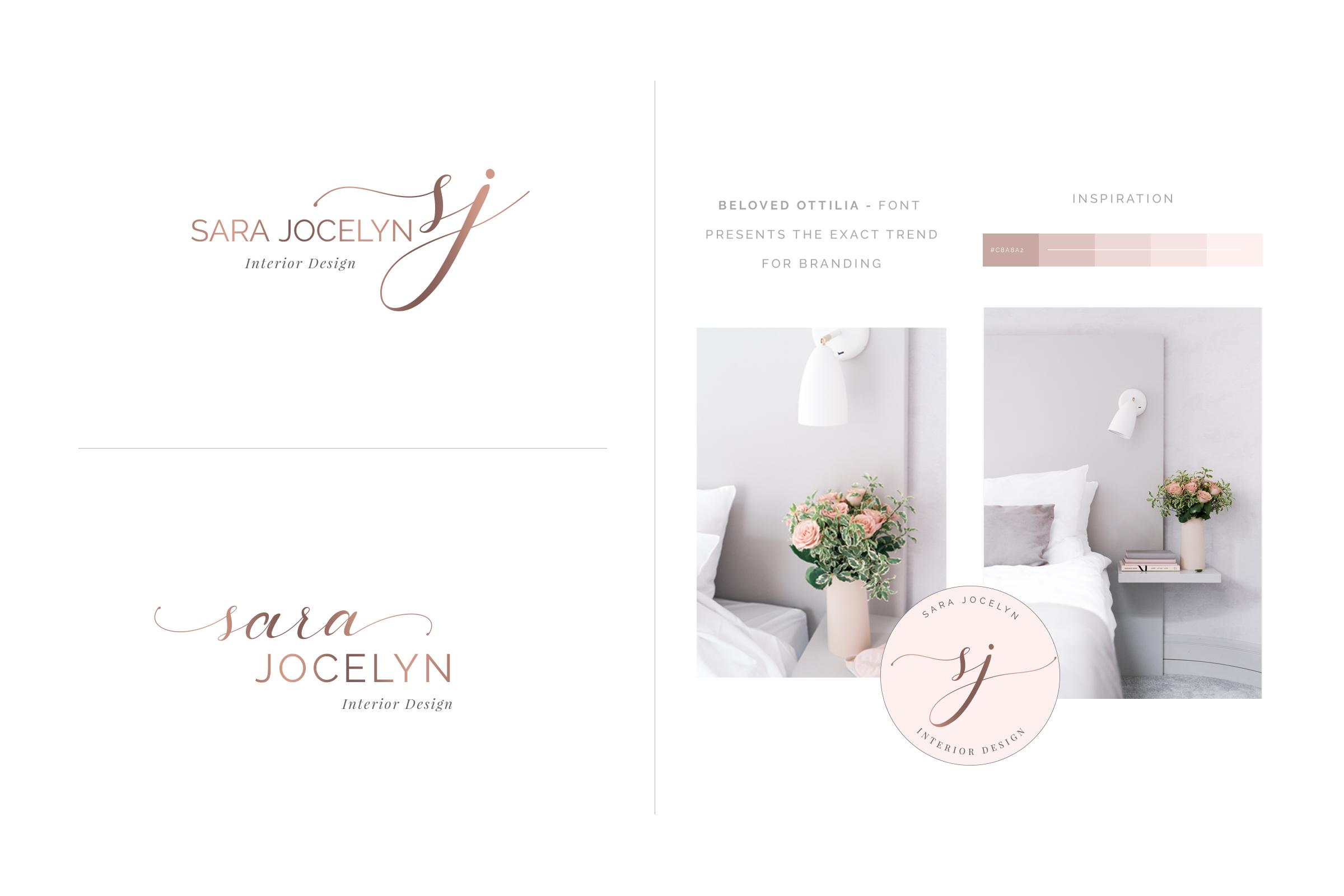 Beloved Ottilia Font 60 Free Logos example image 10