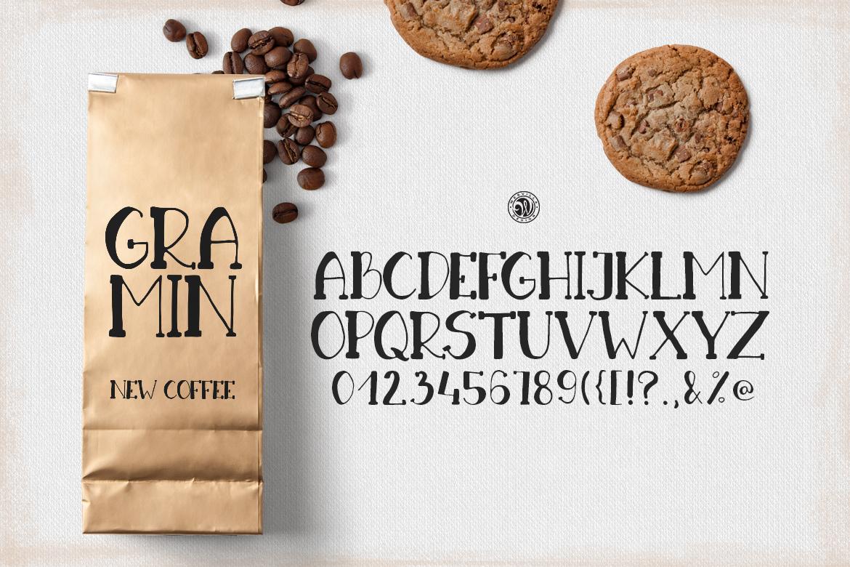 Gramin Font example image 5