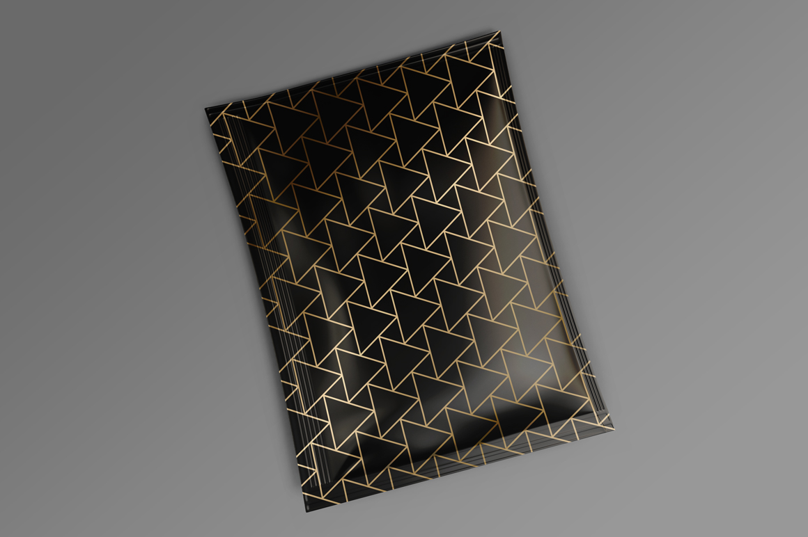 Rich endless ornamental patterns example image 4