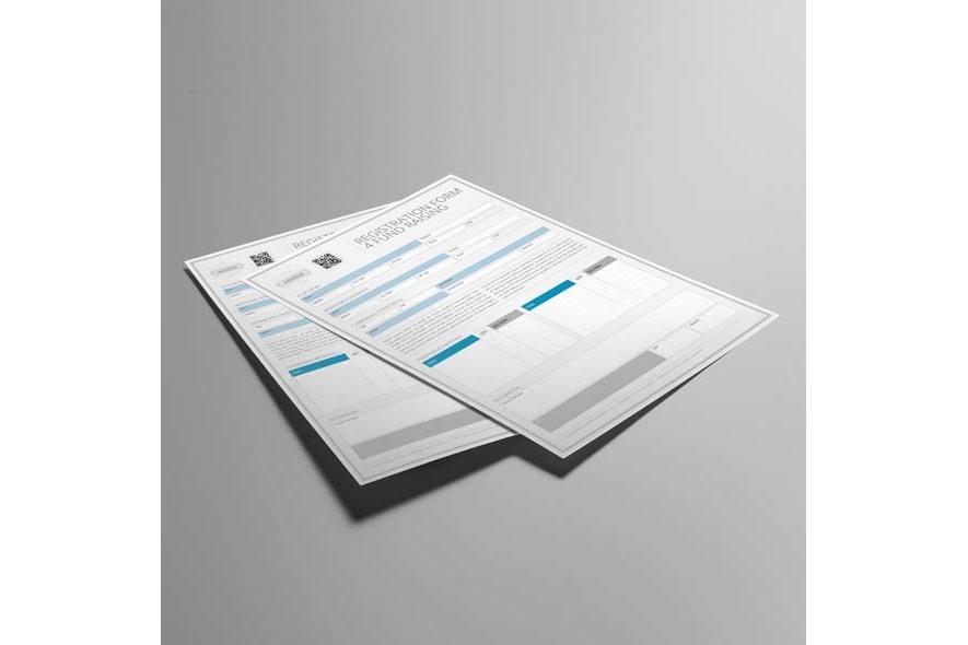 Registration Form 4 Fund Raising example image 6