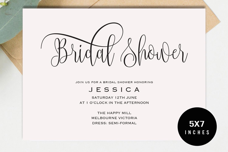 Bridal Shower example image 1