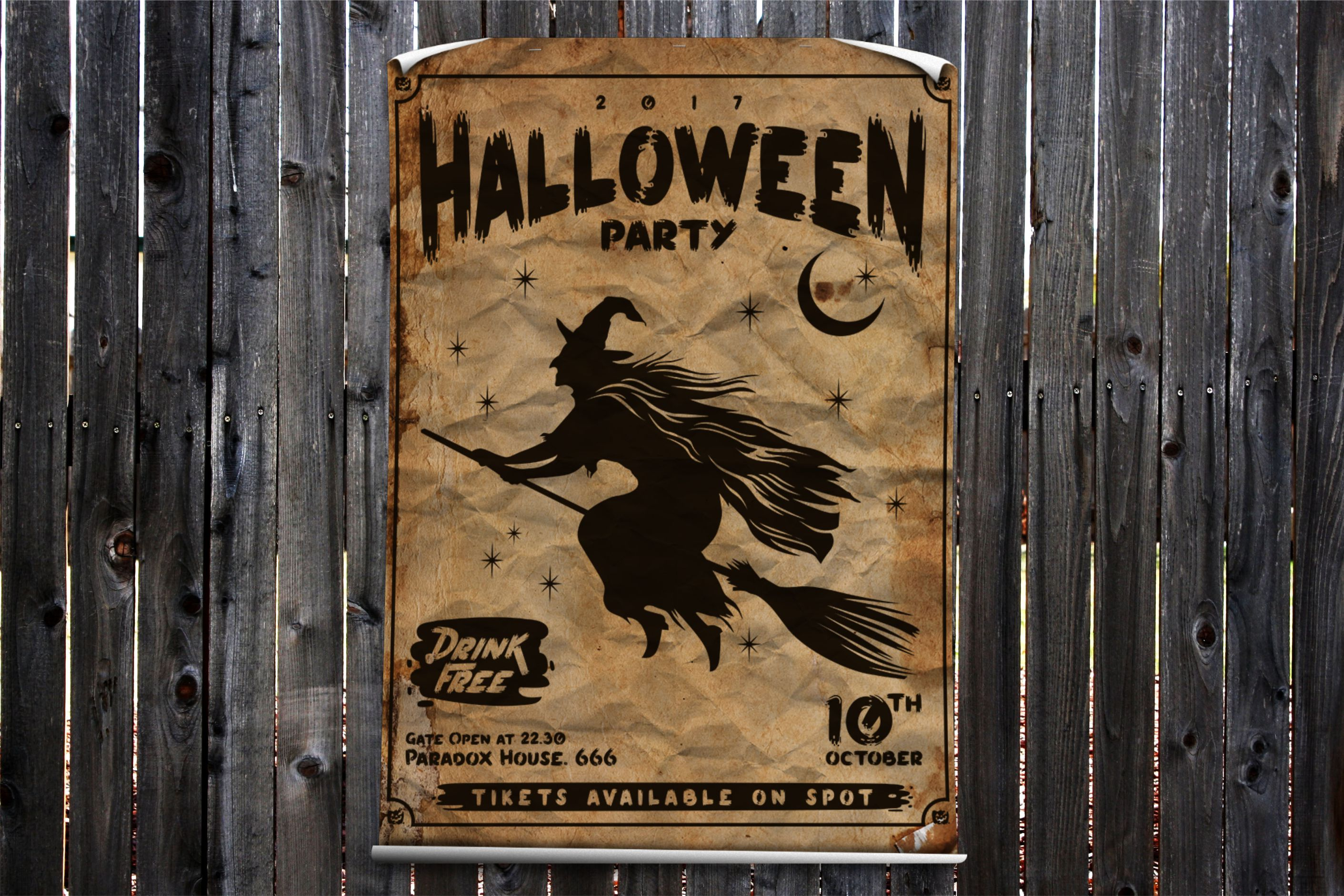 HALLOWEEN bundles SET example image 8