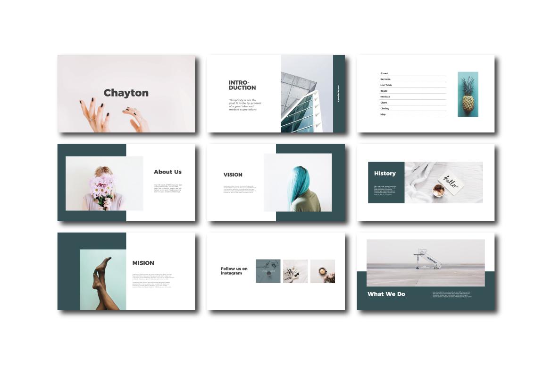 Chayton - Keynote Templates example image 2