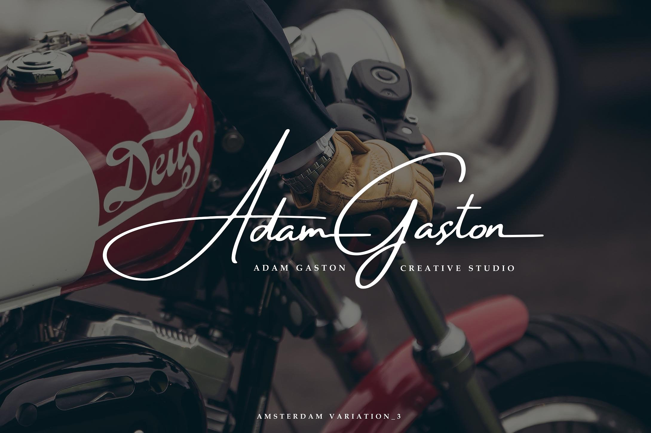 Amsterdam Font Collection | UPDATE 8 Fonts example image 11