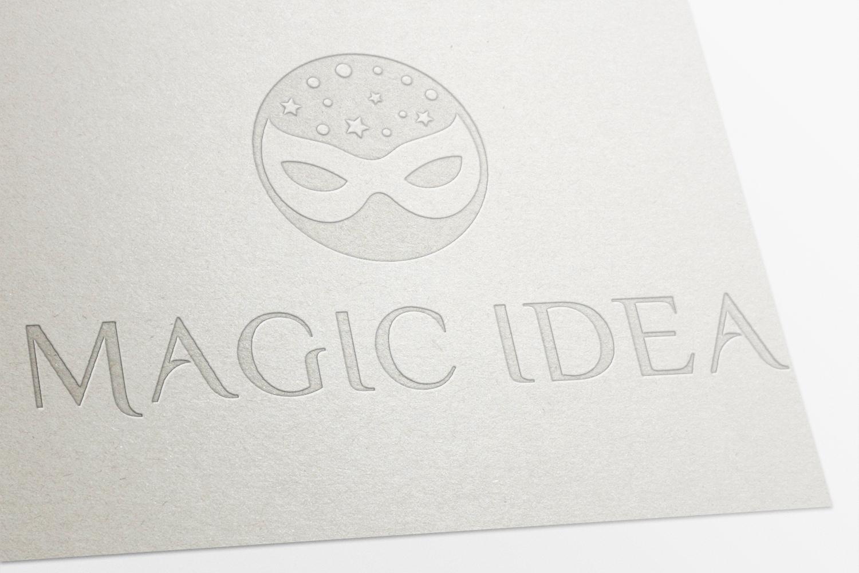 Magic Idea Logo Template example image 5
