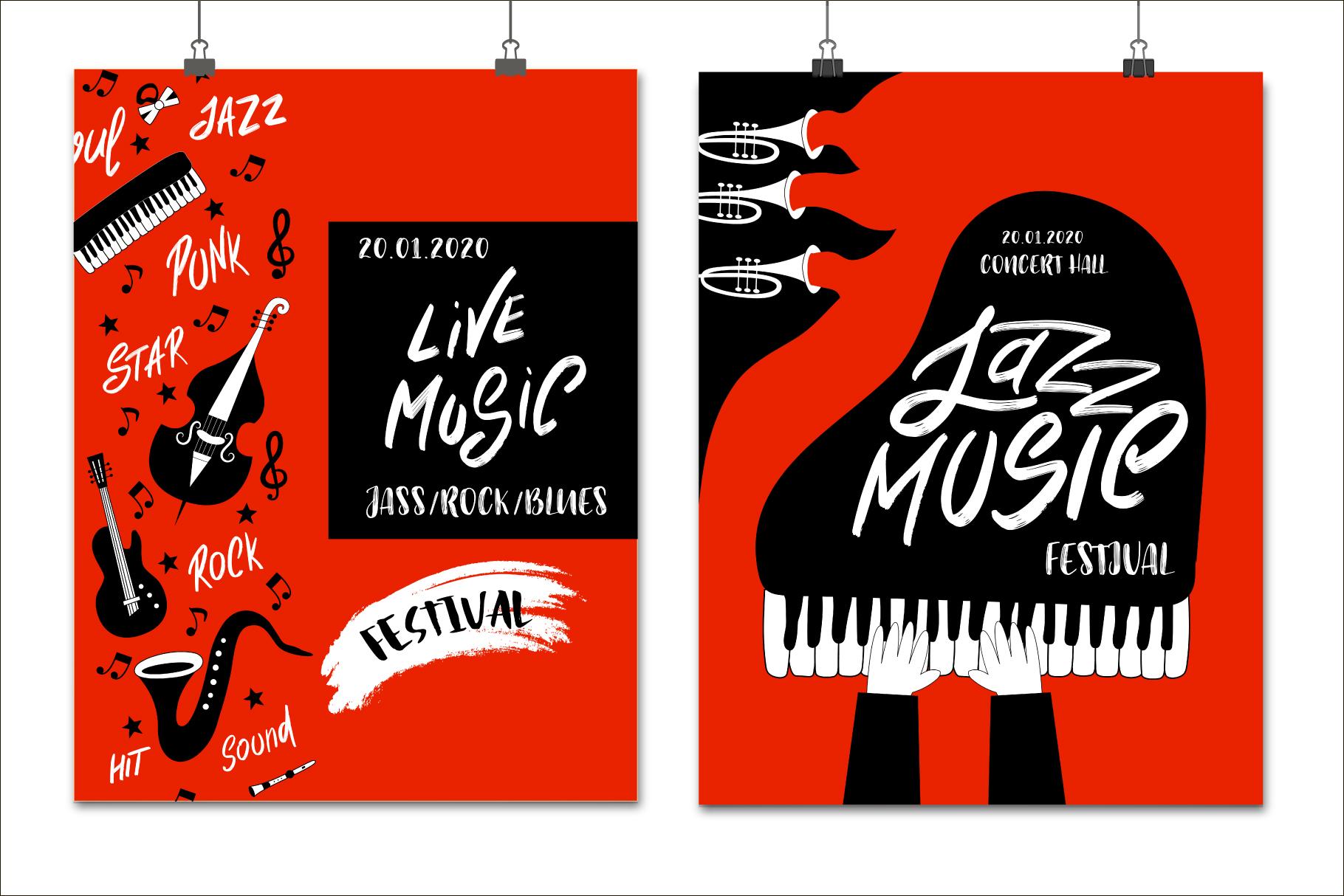 Modern jazz band example image 8