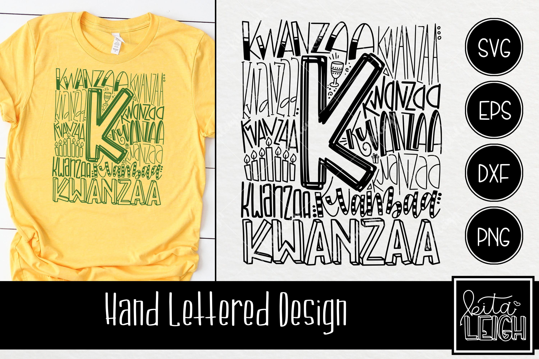 Kwanzaa Typography example image 1