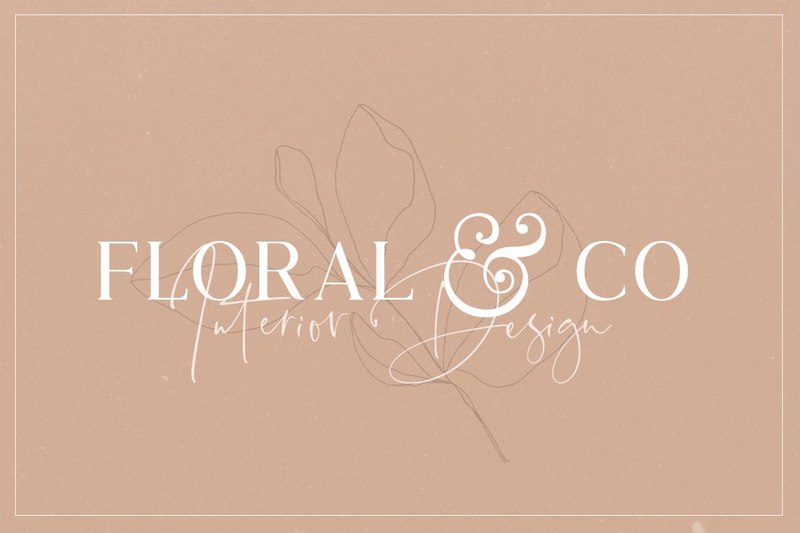 Wild & Folk Serif Font example image 2