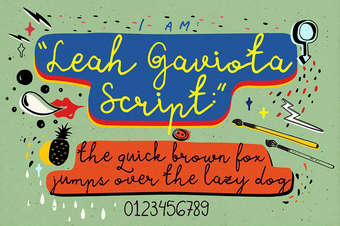 Leah Gaviota example image 11