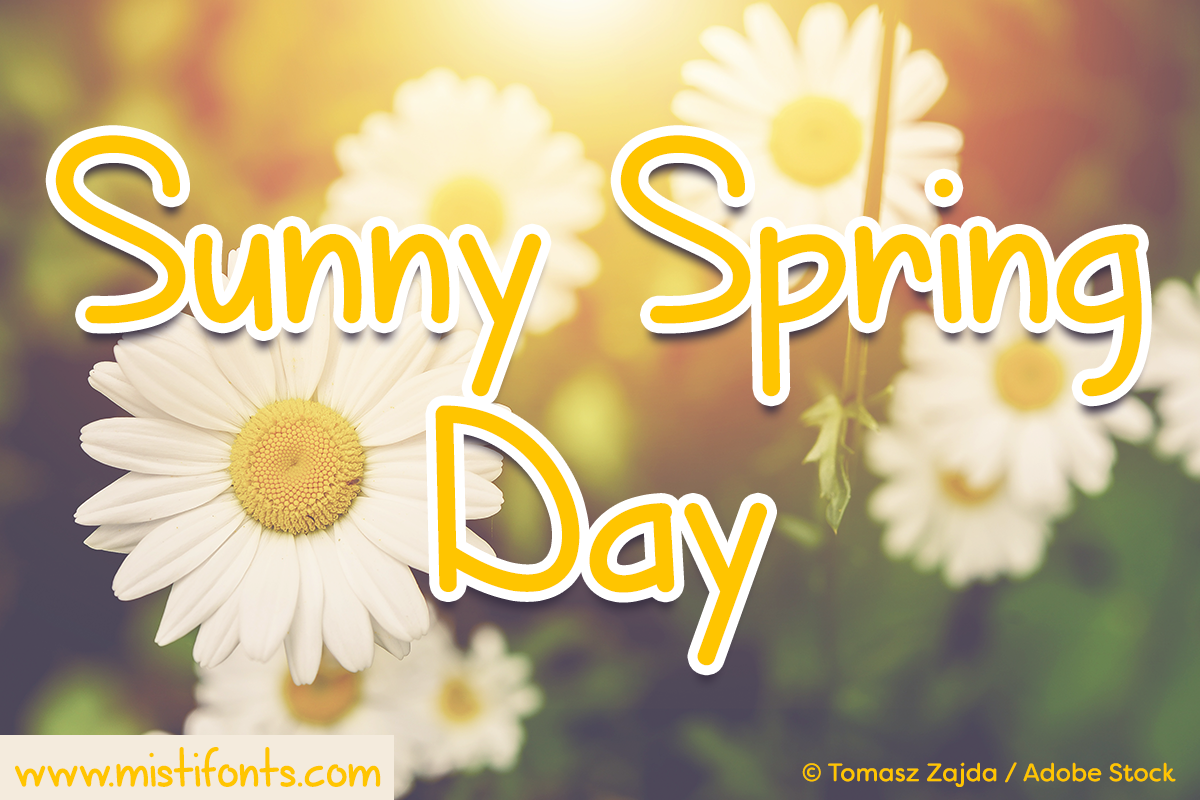 Sunny Spring Day example image 1