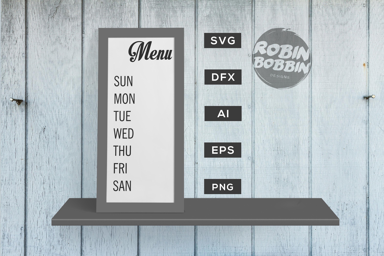 Kitchen Quotes SVG Bundle 48 Designs, Kitchen Sign SVG Files example image 8