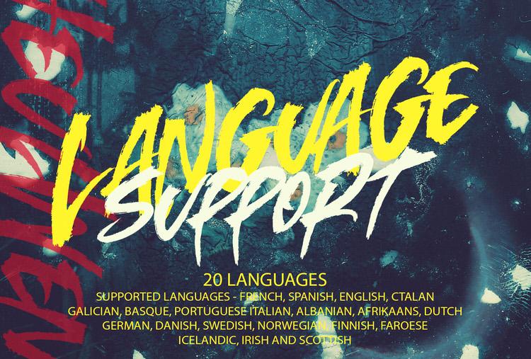 Heulwen Typeface example image 7