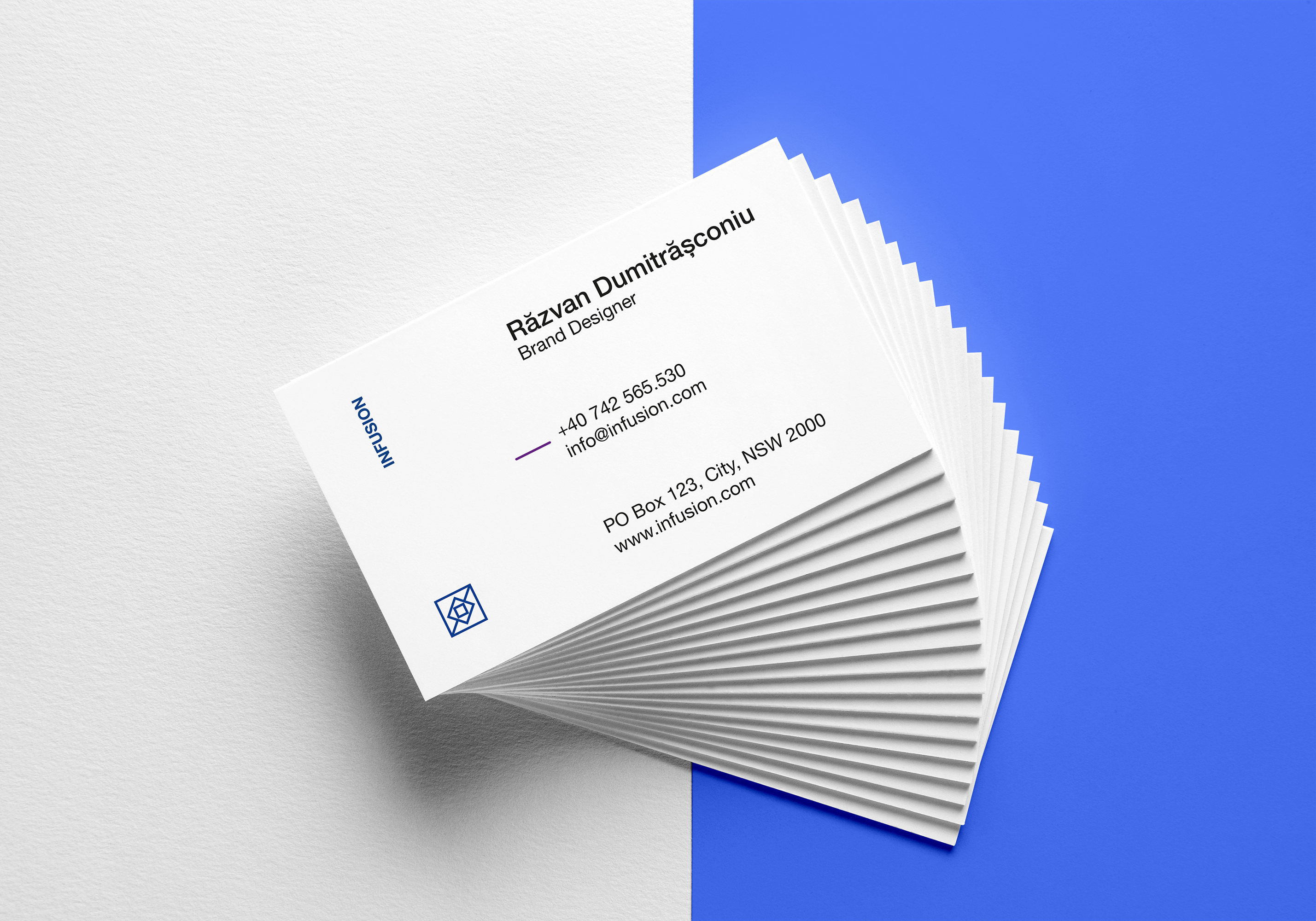 Clean & Modern Business Cards example image 7