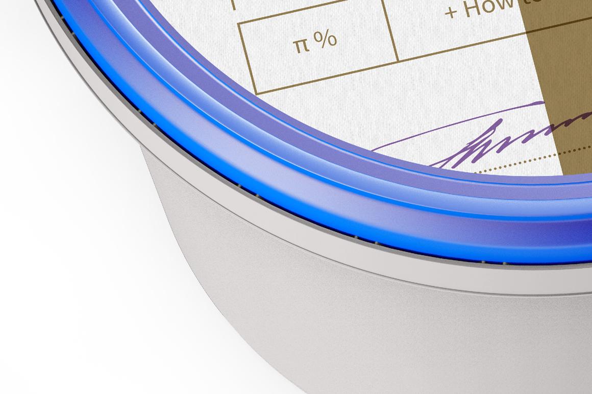 Plastic Paint Bucket Mockup example image 4