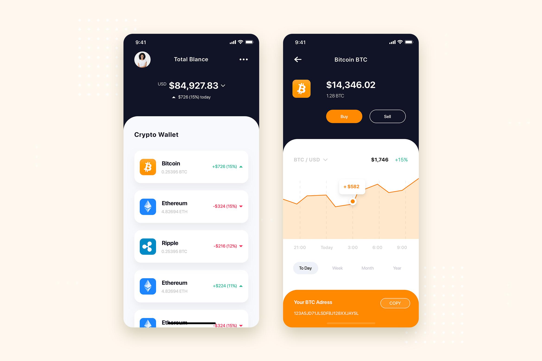 Curium - Financial UI Kit example image 6