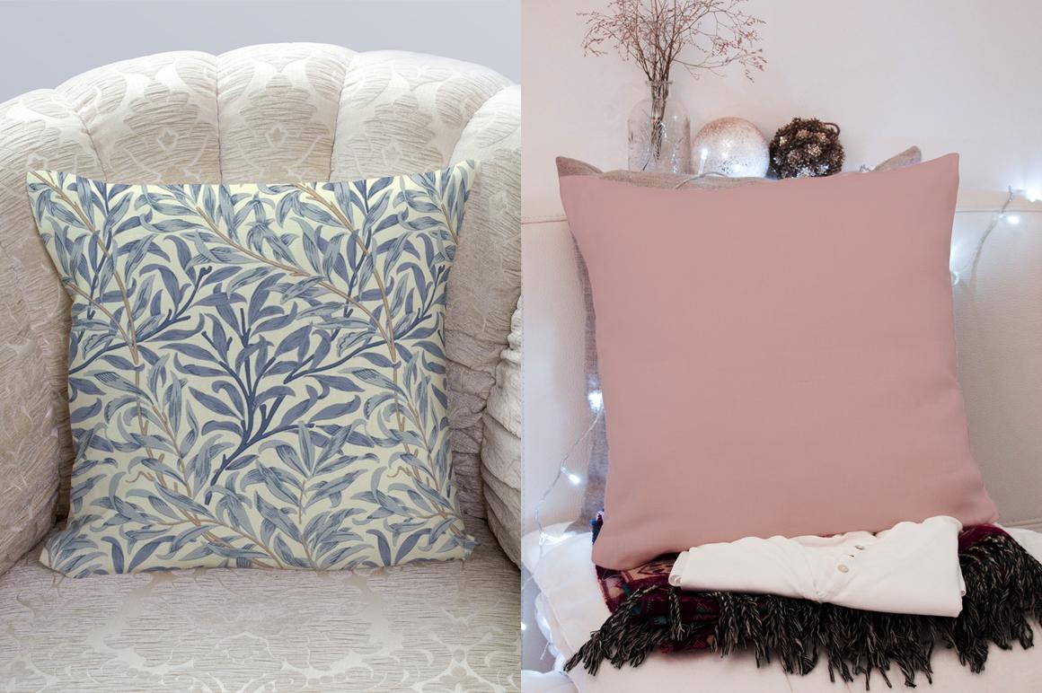 Pillow Mock-up Big Bundle example image 9