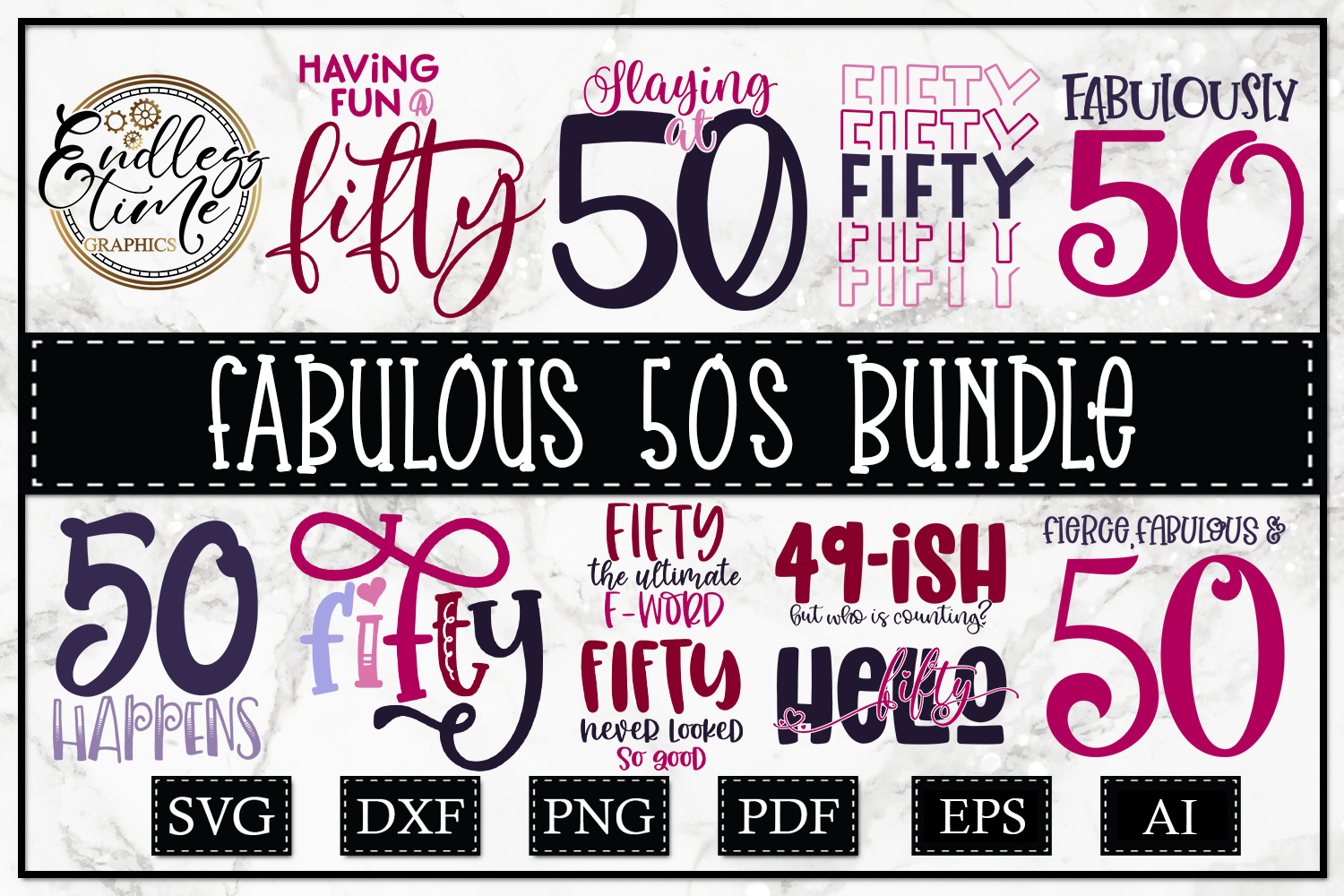 An Exceptionally Huge Bundle - Women's Birthday Edition example image 6