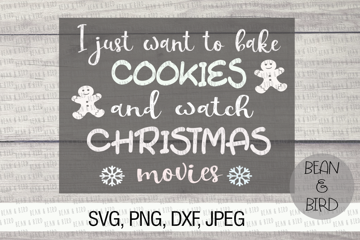Bake Cookies and Watch Christmas Movies example image 2