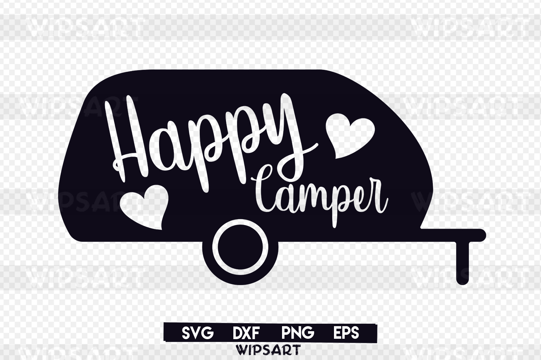 Sale Happy Camper Svg Traveler Adventure Svg Camper Svg