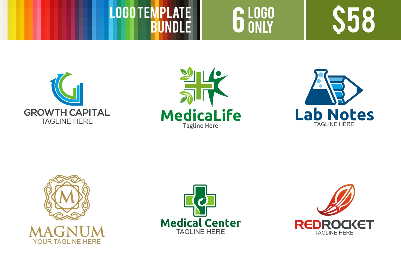 Logo Bundle#11 example image 1