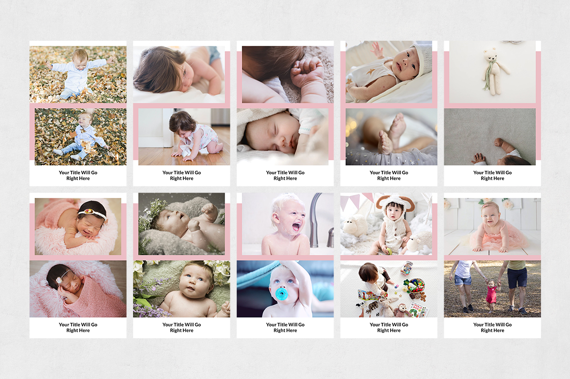 Baby Pinterest Posts example image 8