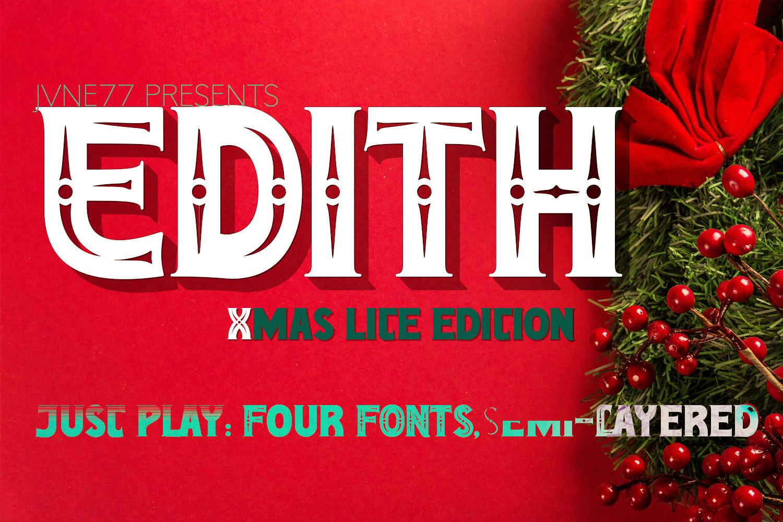 EDITH Lite XMAS Promo example image 2