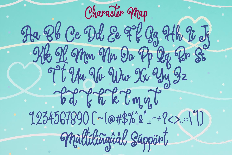 Marline Script example image 7