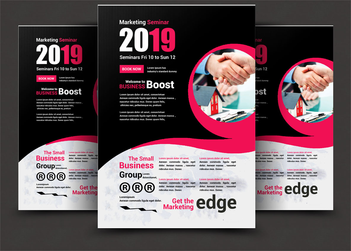 Business Bundle Flyer 6 example image 3