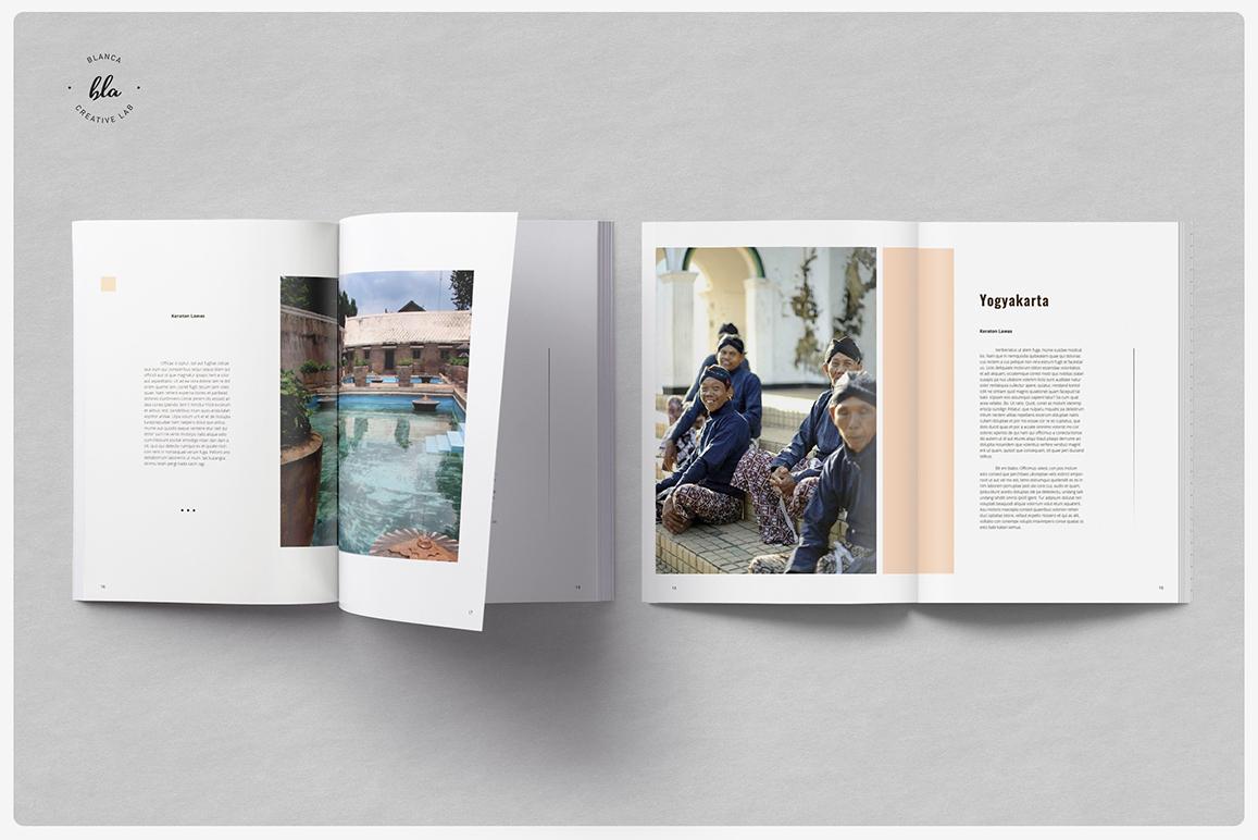 PRAMBANAN Tour Magazine example image 4