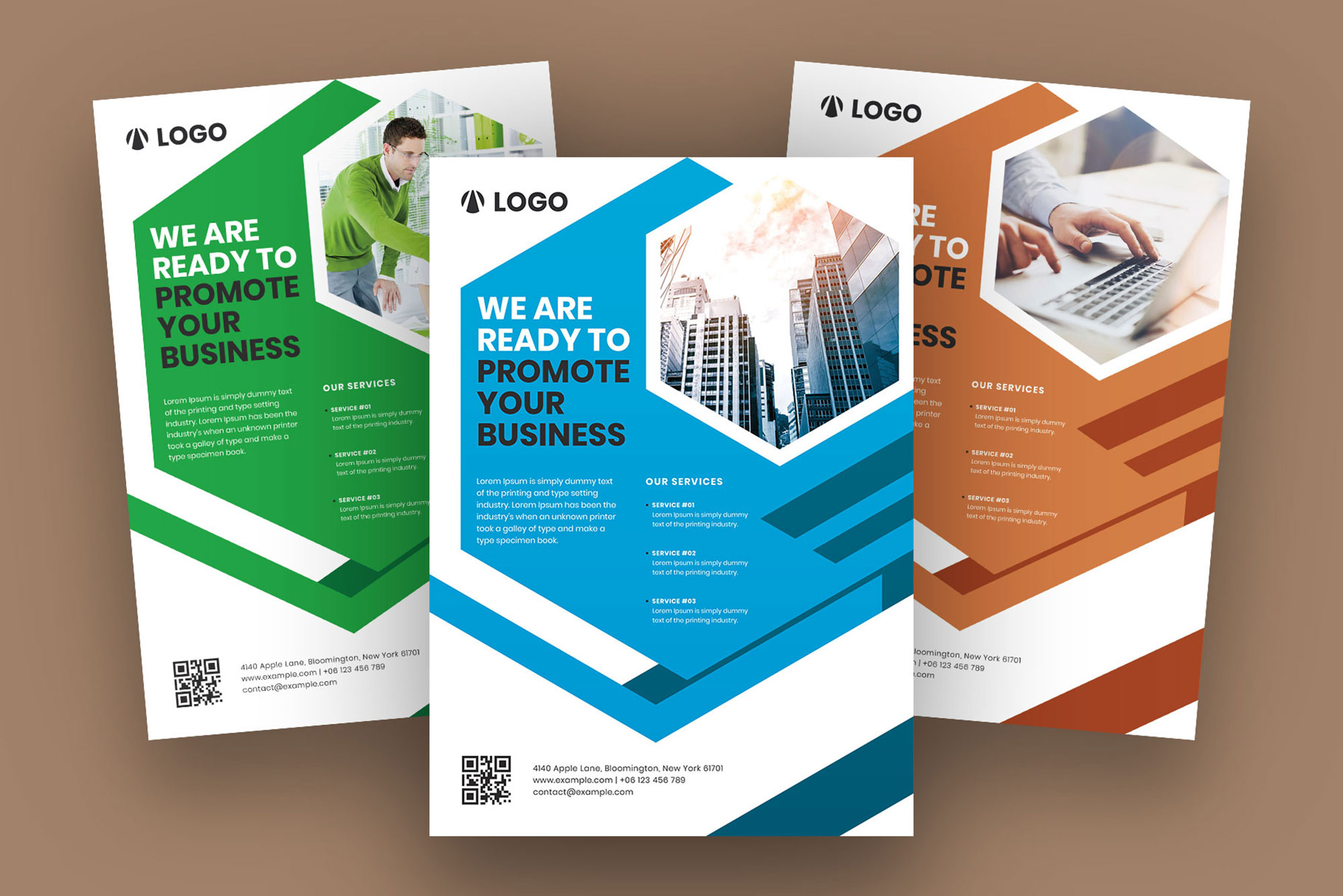 Business Flyer Template example image 2