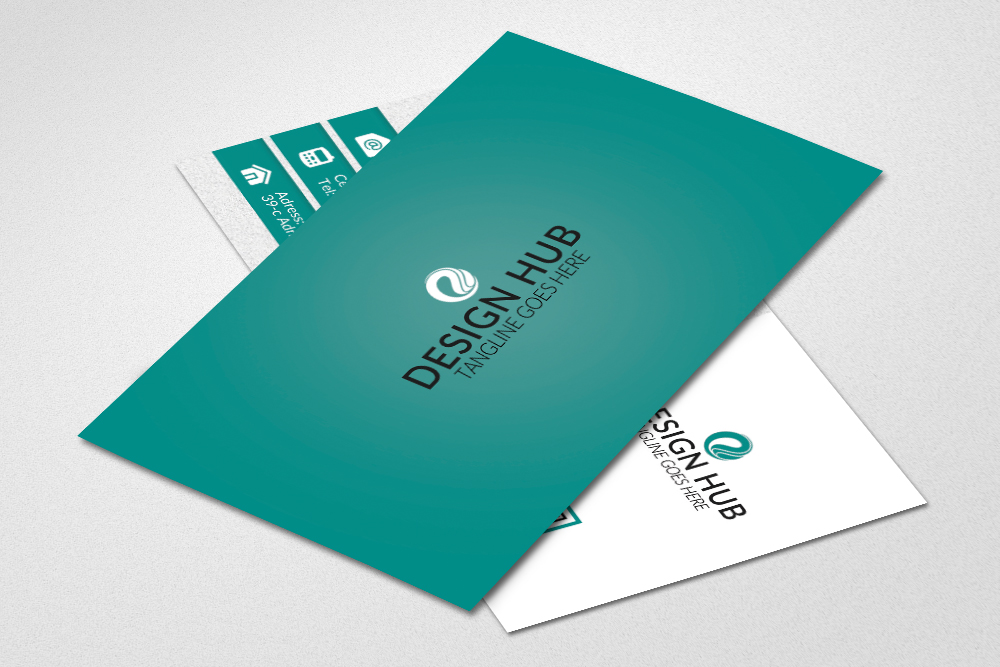 Professional Visiting Cards example image 2