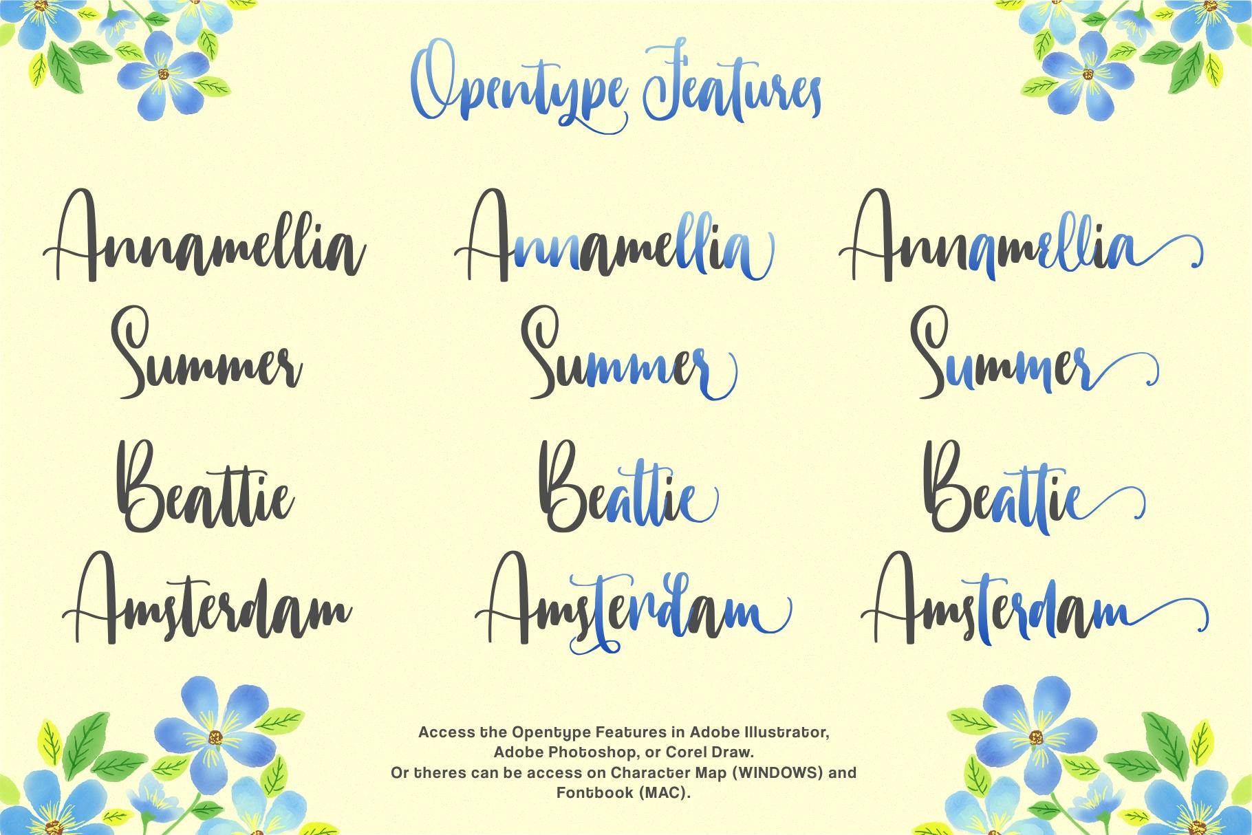 Annamellia example image 8