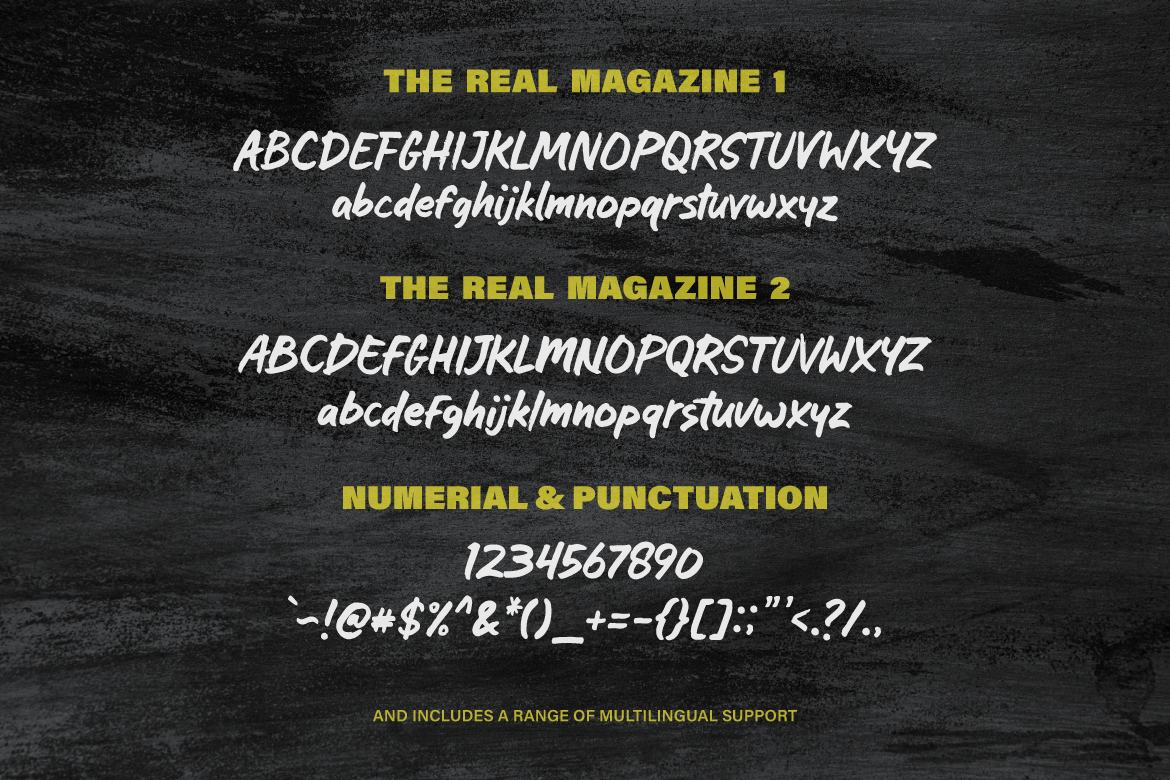 The Real Magazine example image 5