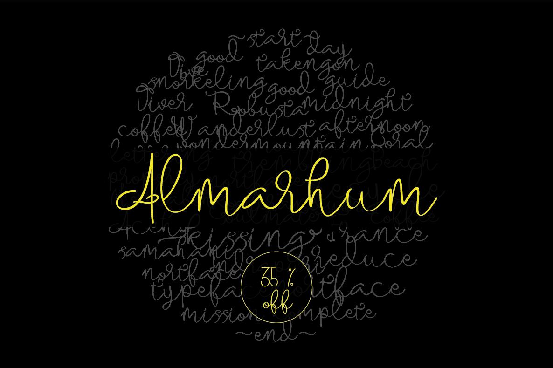 Almarhum 35 % Off example image 1