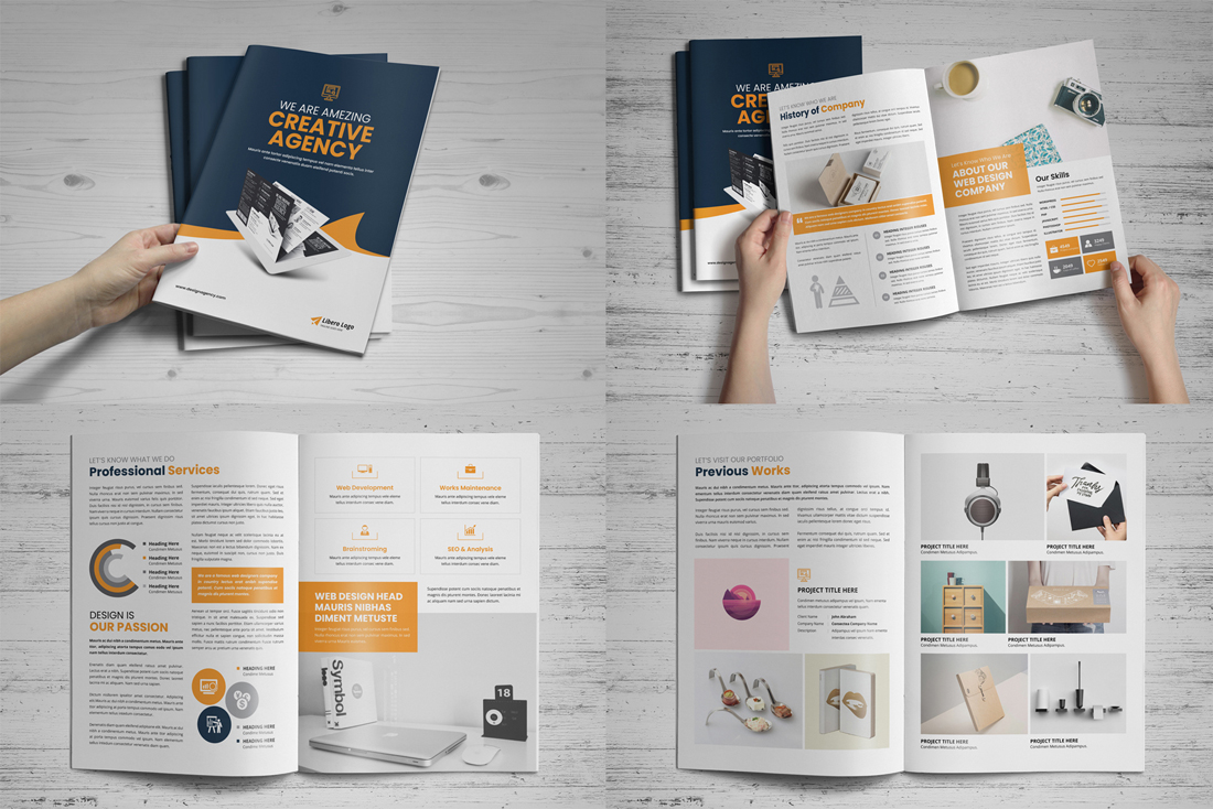 Portfolio Brochure Bundle example image 6