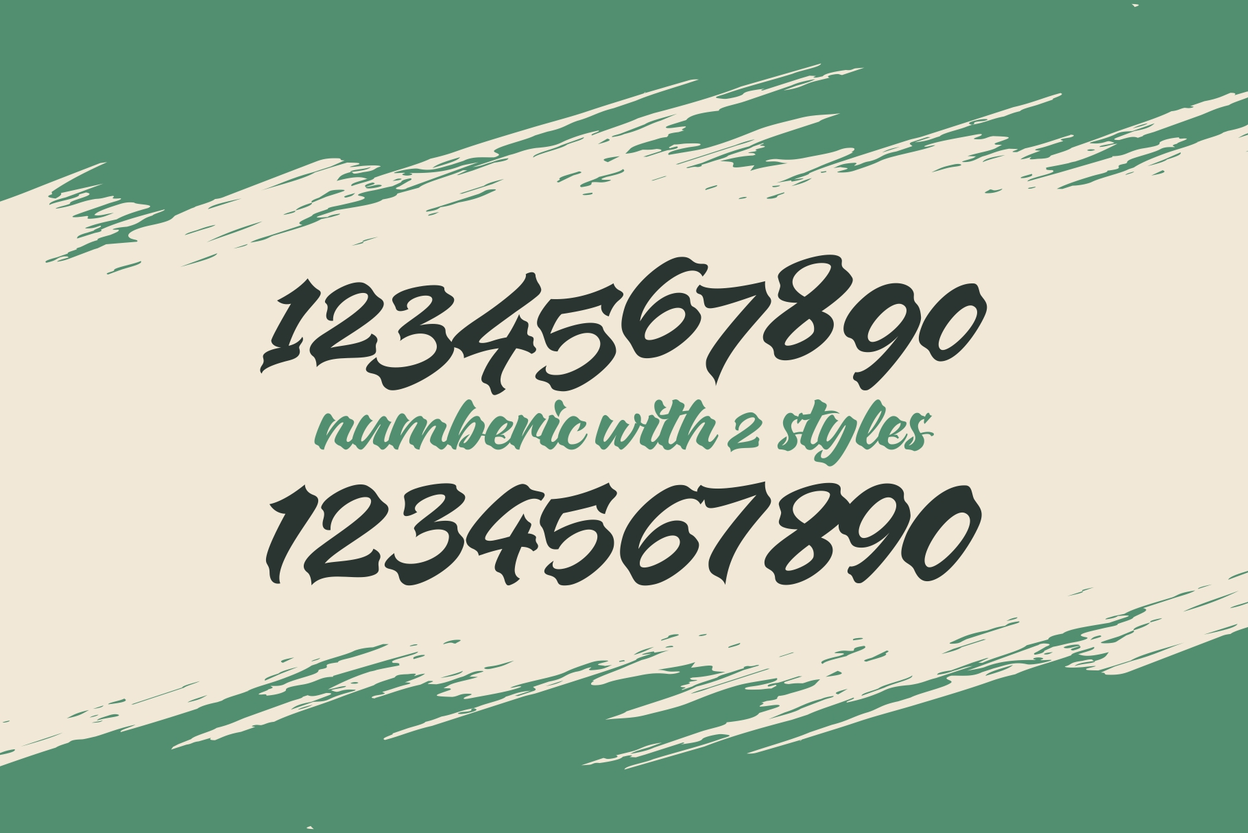 Zapan Font Script example image 8