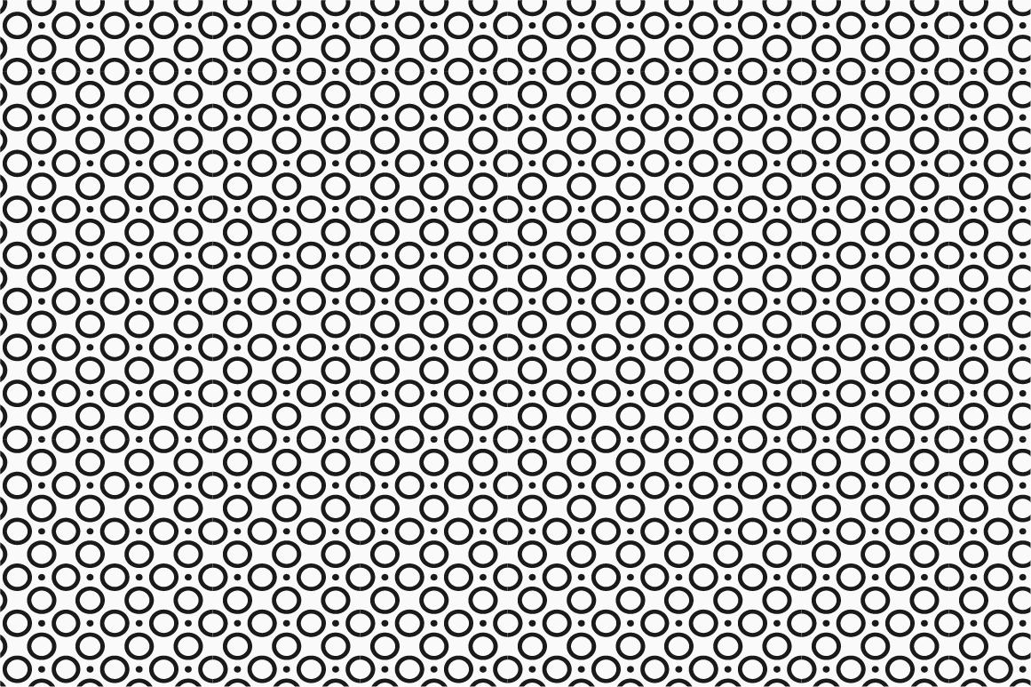 Geometric seamless patterns example image 15