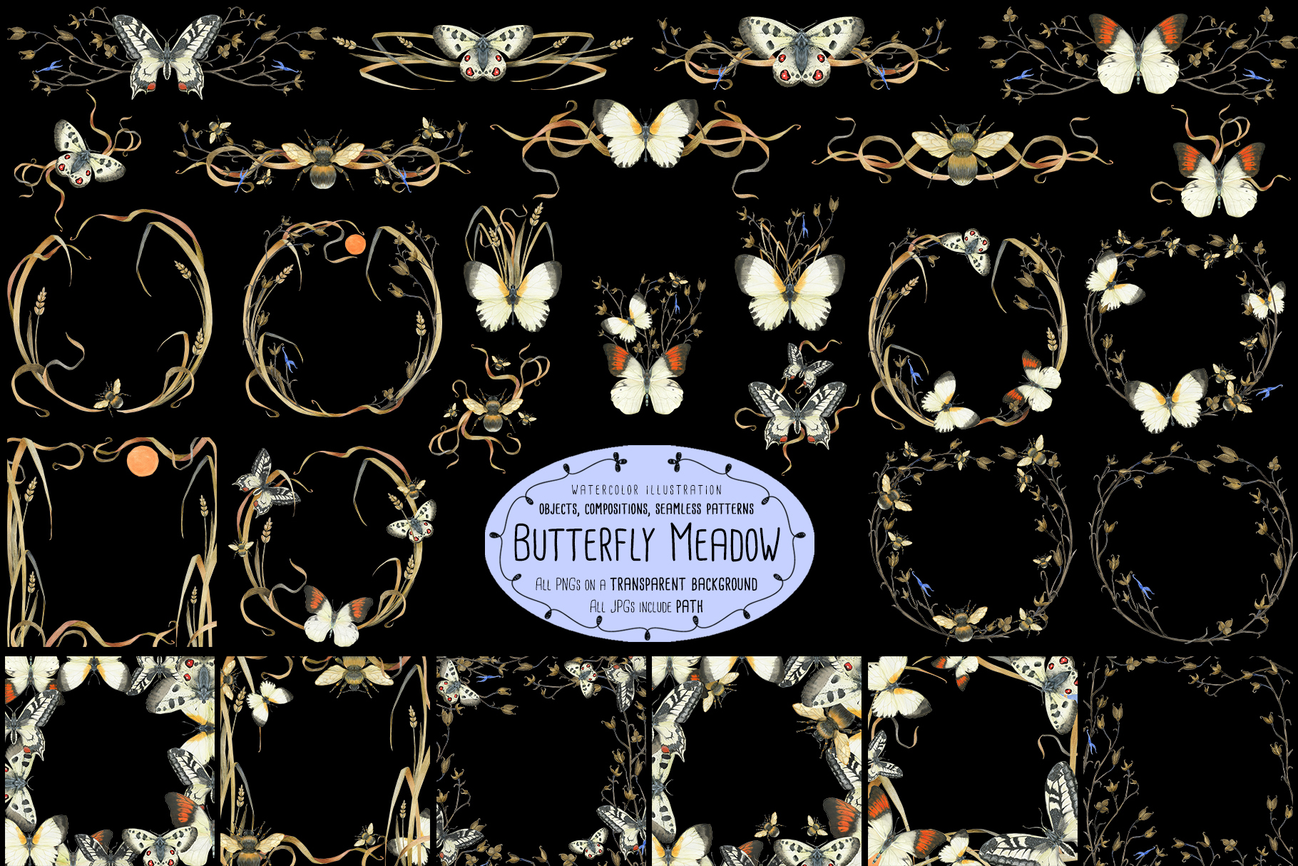 The Butterfly Meadow example image 7