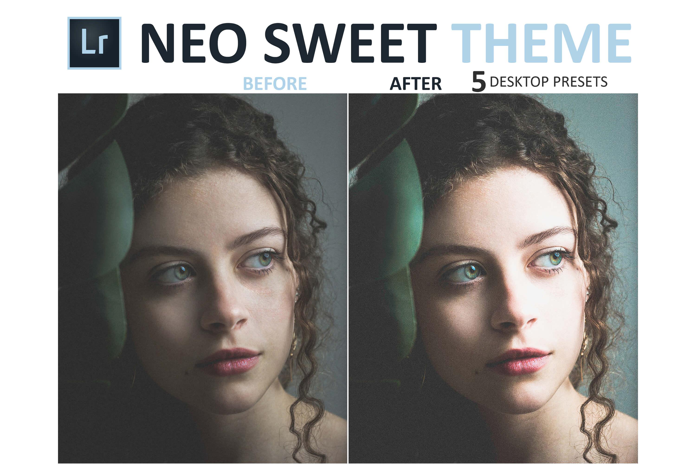 Neo Sweet Theme Desktop Lightroom Presets example image 8