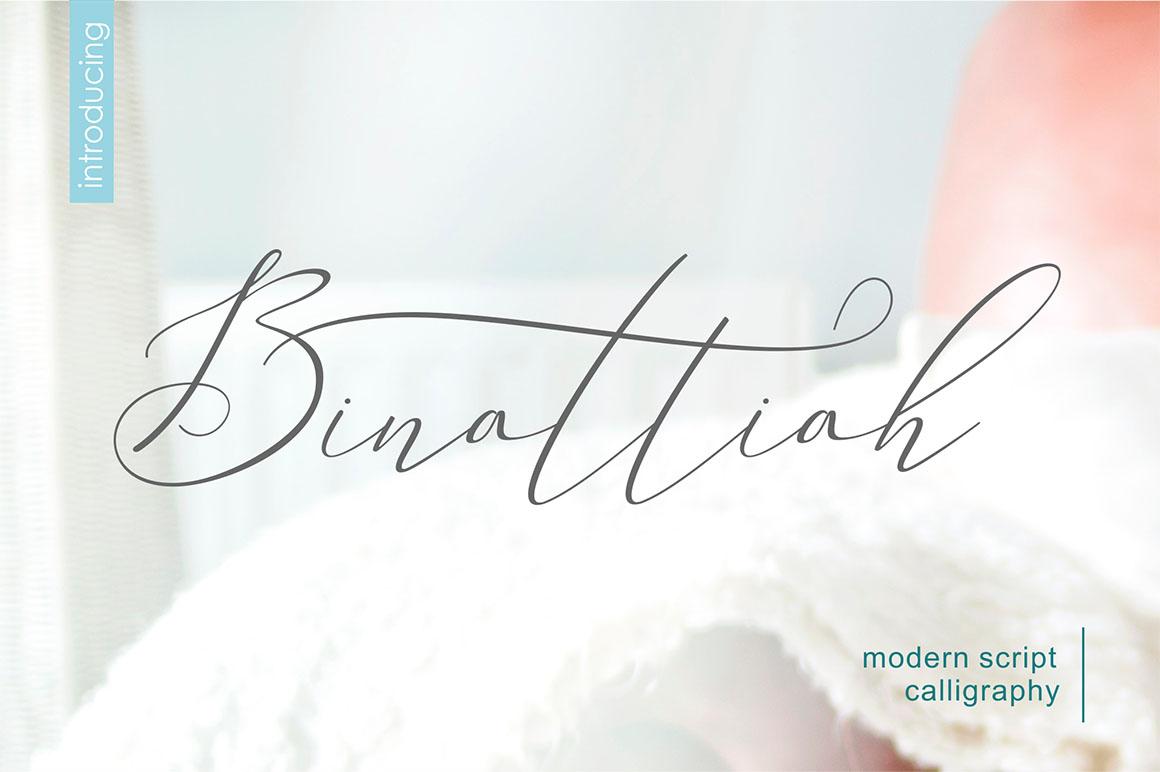 Binattiah example image 1