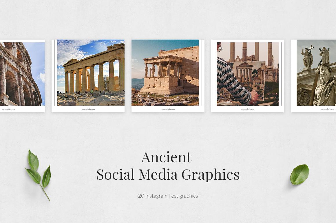 Ancient Instagram Posts example image 2