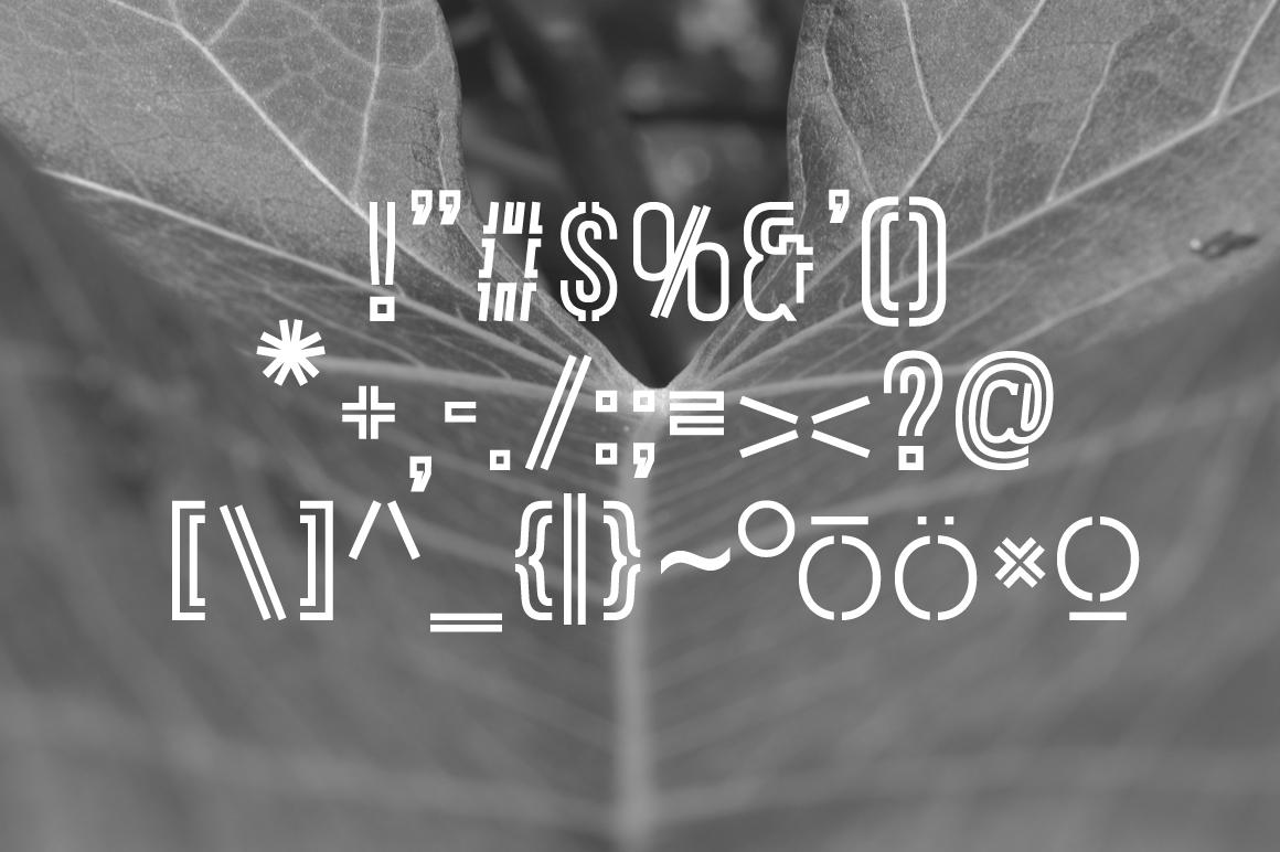 WONGDEWEK Modern Font example image 3