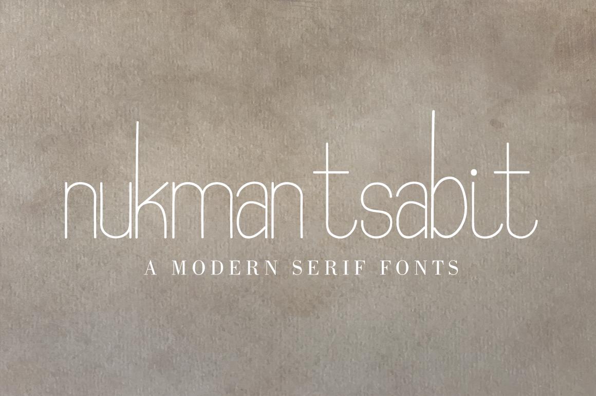 Nukman Tsabit example image 2