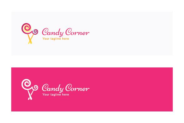 Candy Corner - Creative Swirl Shape Lollipop example image 2