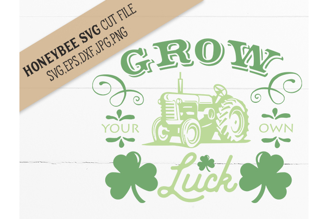 Grow Your Own Luck example image 1