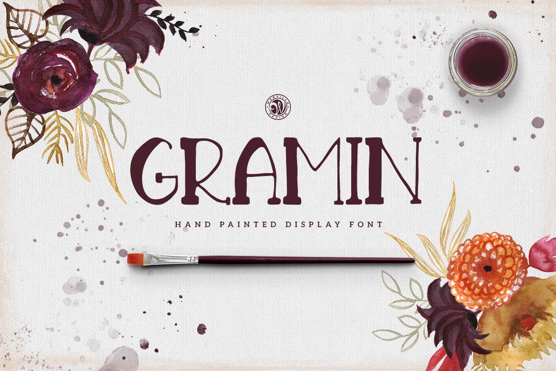 Gramin Font example image 1