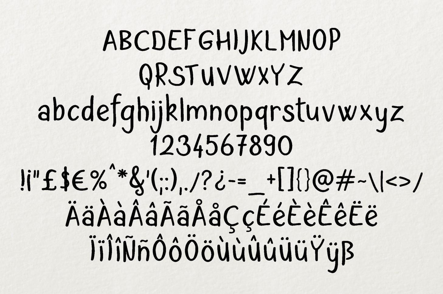 Balton Font example image 2