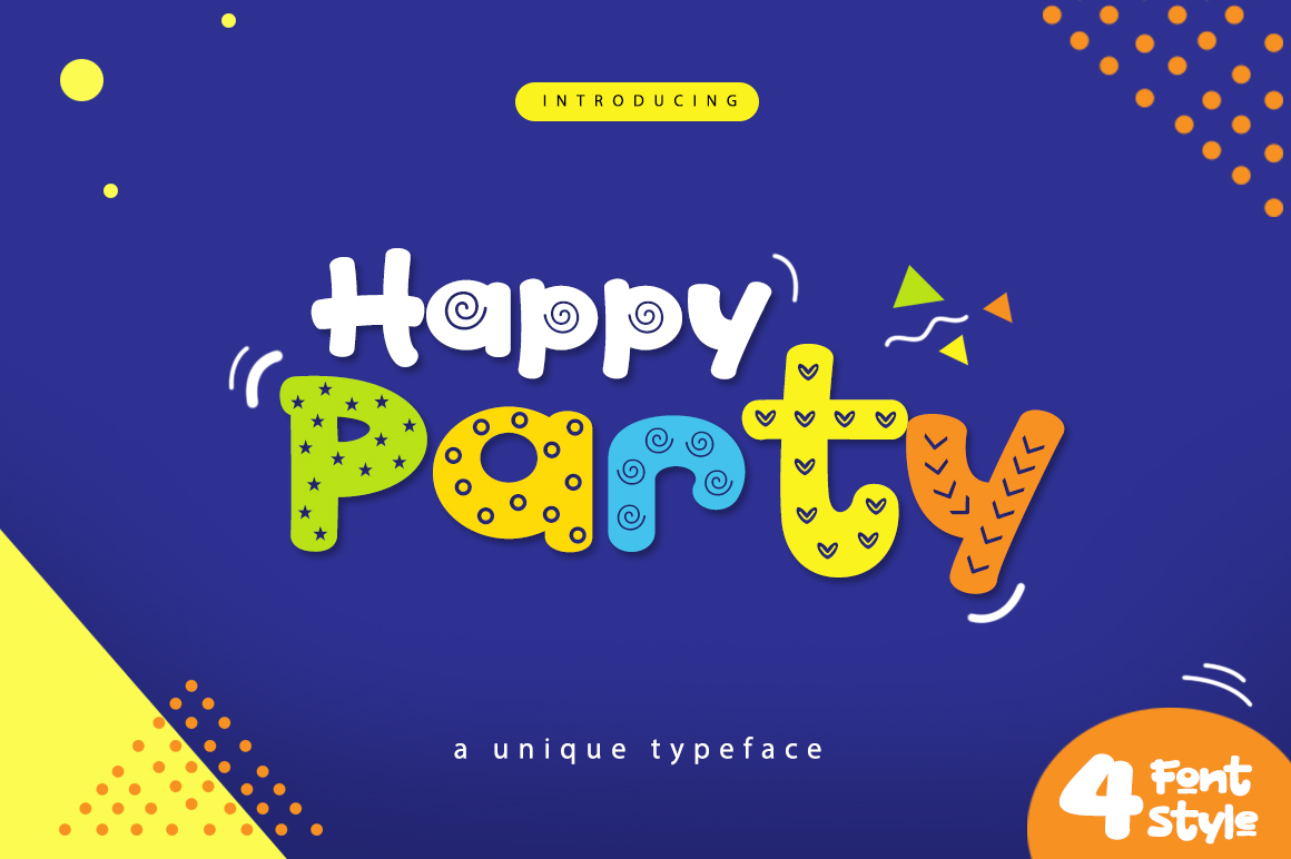 Happy Party example image 1