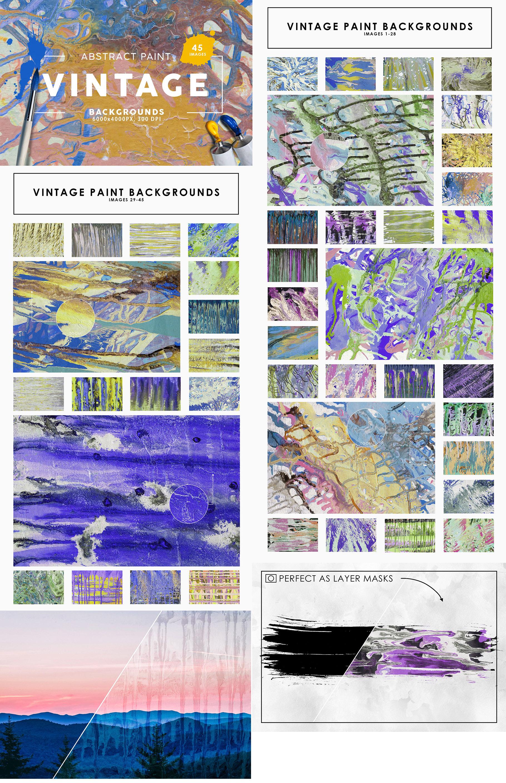 Aesthetic Backgrounds BUNDLE example image 14
